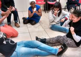 Las mujeres en Cataluña protagonistas de la formación